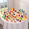 Ігровий набір Продукти і страви (65 предм) KidKraft, 63510