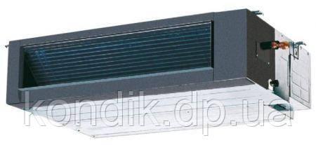 Установка канального кондиционера 12-18 модели