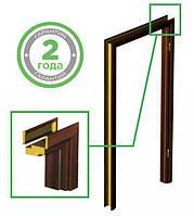 """Дверна не регульована коробка для міжкімнатних дверей Standard D80 """"VERTO"""", фото 1"""