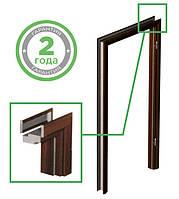 """Дверна не регульована коробка для міжкімнатних дверей Standard M80 """"VERTO"""", фото 1"""