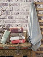 Турецкое полотенце nora (70х140 см) от компании Пупилла из махры(6шт.)