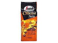 """Итальянский молотый кофе """"Segafredo"""" Le Origini Peru 250г"""