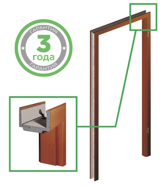 """Дверна регульована коробка для міжкімнатних дверей Verto-FIT Plus """"VERTO"""""""