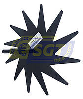 Звездочка на длину тюка пресс-подборщика Sipma (Оригинал), фото 1