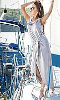 Платье летнее Аврора, длинное летнее платье, летнее платье недорого