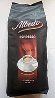 Кофе Alberto Espresso J.J.Darboven в зернах 1 кг