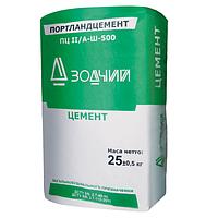 Цемент Зодчий ПЦ II-500 (25 кг)