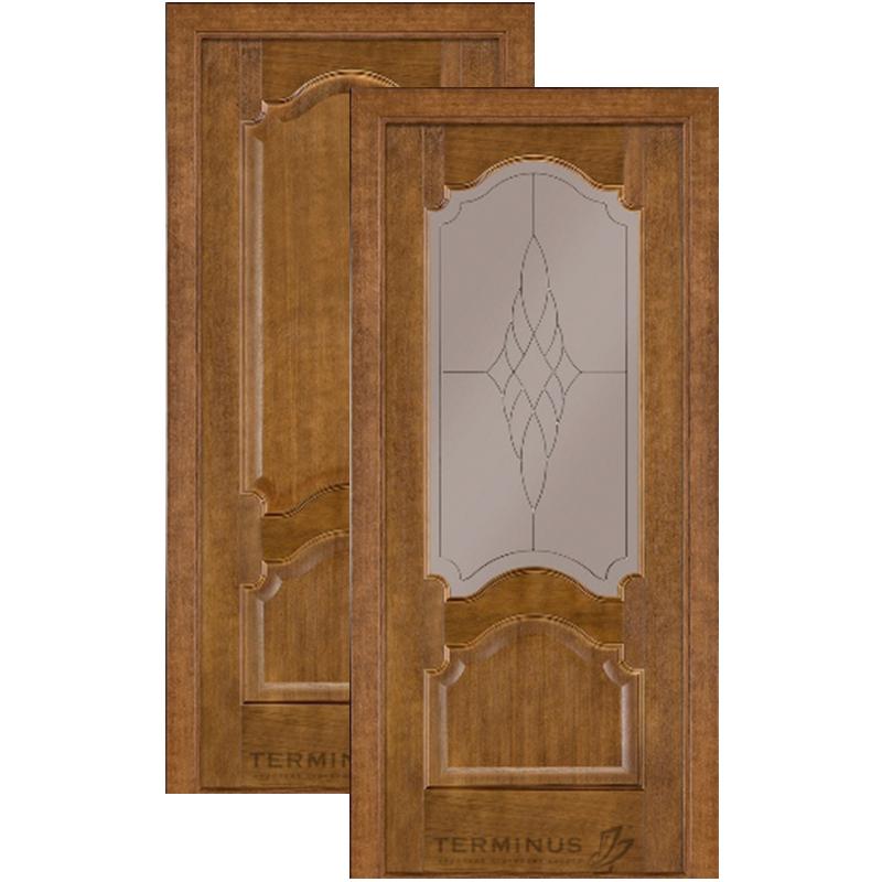 """Міжкімнатні двері Classic 08 """"TERMINUS"""""""