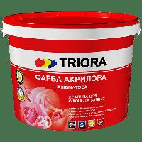 """Краска интерьерная полуматовая """"TRIORA"""" № 20 3,0 л"""