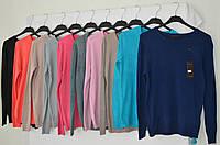 Трикотажный женский пуловер в расцветках - ОПТОМ!!!