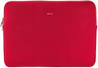 """ЧЕХОЛ TRUST PRIMO 17.3"""" SLEEVE RED (21247)"""