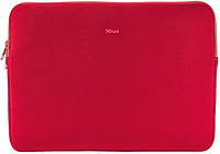 "ЧЕХОЛ TRUST PRIMO 17.3"" SLEEVE RED (21247)"