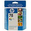 Картридж HP No.78 DJ970 color, 19ml
