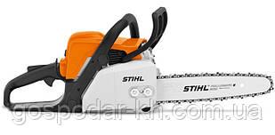 Бензопила STIHL MS 170 | бытовая, шина 30 см, 1,8 л.с.
