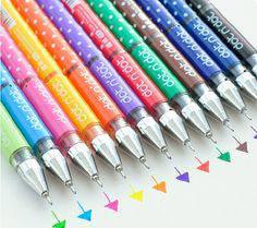 Наборы цветных ручек
