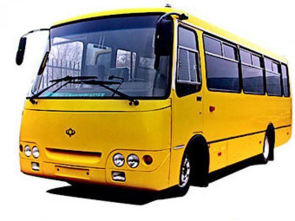 Запчастини для автобусів Богдан