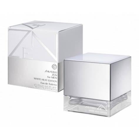Мужская туалетная вода Shiseido Zen White Heat Edition (Шизедо Зен Вайт Хит Эдишн), фото 2