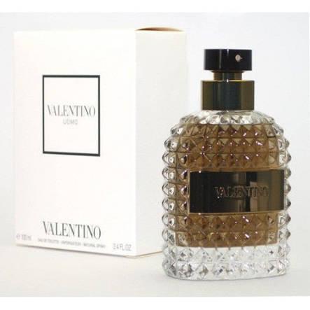 Valentino Uomo 100 ml TESTER, фото 2
