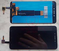 Дисплей модуль Asus ZB501KL ZenFone Go в зборі з тачскріном, чорний