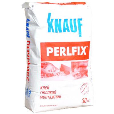 Клейова суміш для гіпсокартона KNAUF Perflix (30 кг)
