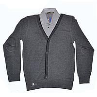 Рубашка-обманка для мальчика 134-170 см рост, Рубашка детская