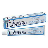 Pasta Del Capitano Placca e Carie Зубная паста от Налета И Кариеса