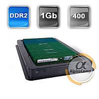 Модуль памяти DDR2 1Gb PC2-3200 400 БУ
