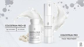 Пищевая добавка Colostrum PRO+SE - самая ожидаемая новинка, уже в продаже!!!