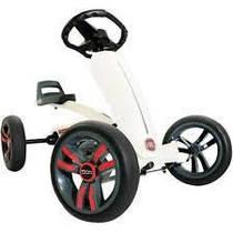 Велокарт веломобиль Buzzy Fiat 500 Berg 24301000. Веломобиль детский