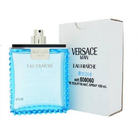 Versace Men Eau Fraiche 100 ml TESTER, фото 2
