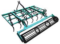 Культиватор Агро пружинний для мототракторов КН — 1,6 П з грудобоем