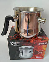 Молочник со свистком Krauff 26-189-014 1,5 л