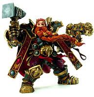 "King of Dwarfs Magni Bronzebeard -  Король дварфов Магни ""Бронзобород"""