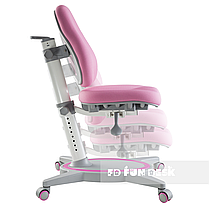 Ортопедическое детское кресло FunDesk Primavera I Pink, фото 3