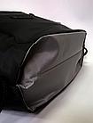 Рюкзак мешок спортивный Чёрный, фото 3