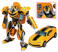 Игрушка Бамблби Трансформеры 4 18СМ - Bumblebee, TF4, Deformation, KuBianBao