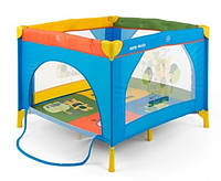 Детский манеж Milly Mally Crib Fun Multicolor Crib_004