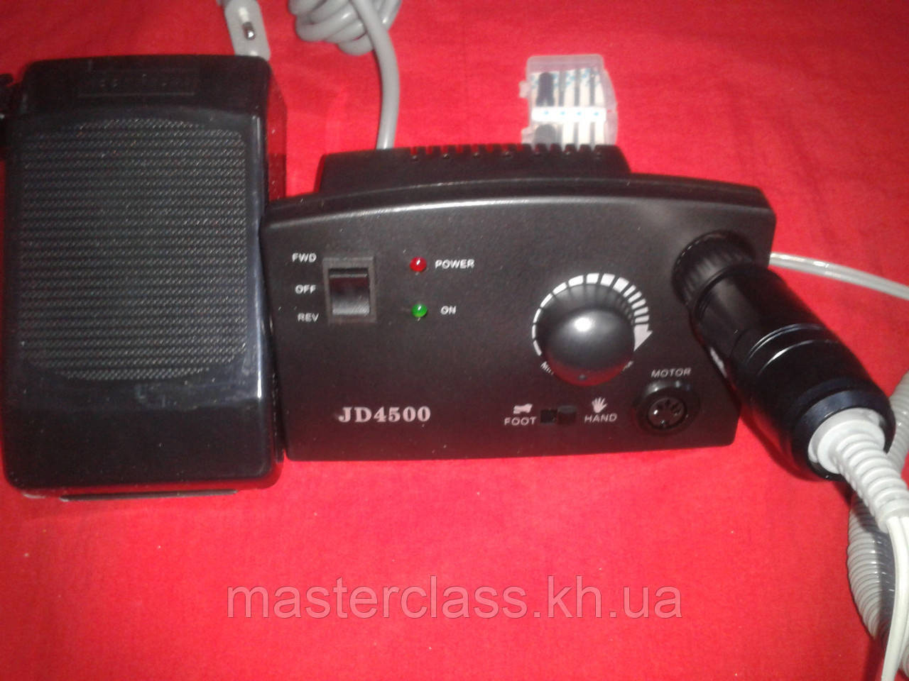 Фрезер JD-4500