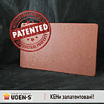 Ми отримали патент на керамогранітні обігрівачі!