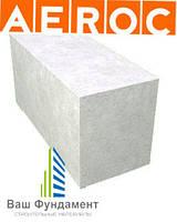 Газоблок, Пеноблок Aeroc D400 500x200x600 (Березань)