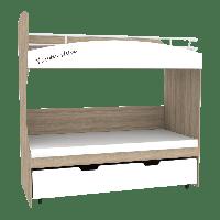 Ліжко двоярусне FN-MOD-02