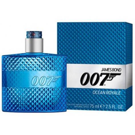 Чоловіча туалетна вода James Bond 007 Ocean Royale, фото 2