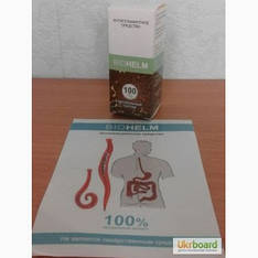 BioHelm - Антигельминтное средство (БиоГельм) 30 мл