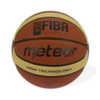 Мяч баскетбольный Meteor №7 FIBA