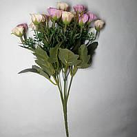 Искусственные цветы Букет Розочка