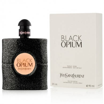 Yves Saint Laurent Black Opium 90 ml TESTER, фото 2