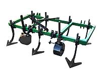 Культиватор Агро для мінітрактора КН-1,6 суцільної обробки