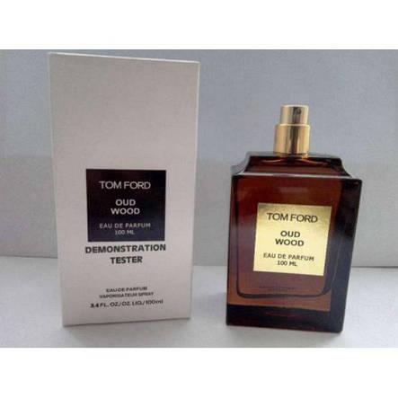 Tom Ford Oud Wood 100 ml TESTER, фото 2