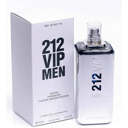 Carolina Herrera 212 VIP Men 100 ml TESTER, фото 2