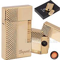 Подарочная зажигалка USB Dupont ZU308430